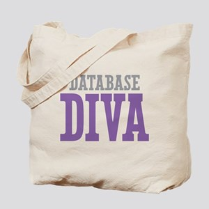Database DIVA Tote Bag