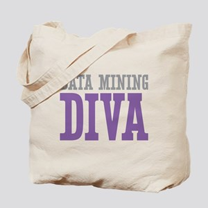 Data Mining DIVA Tote Bag