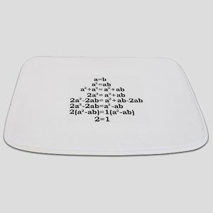 math genius Bathmat
