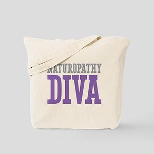 Naturopathy DIVA Tote Bag
