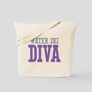 Water Ski DIVA Tote Bag