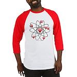 Atomic Valentine Baseball Jersey