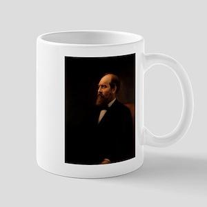 james a garfield Mug