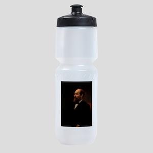 james a garfield Sports Bottle