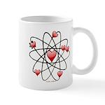 Atomic Valentine Mugs