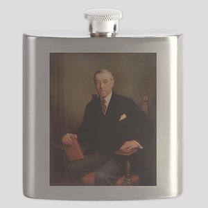 woodrow wilson Flask
