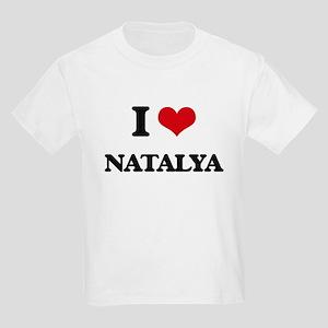 I Love Natalya T-Shirt