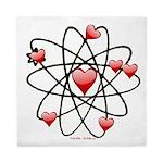 Atomic Valentine Queen Duvet