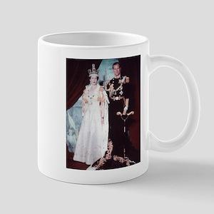 queen elizabeth the second Mug