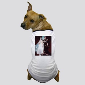 queen elizabeth the second Dog T-Shirt