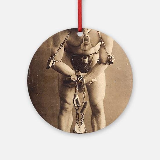 harry houdini Ornament (Round)