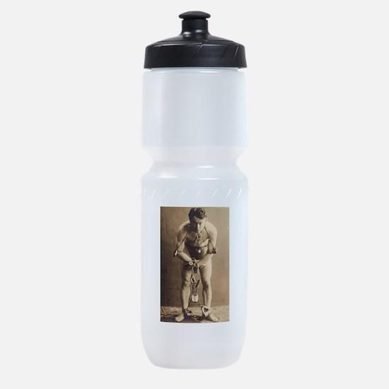 harry houdini Sports Bottle