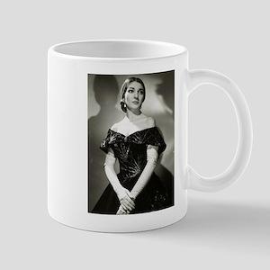 maria callas Mug