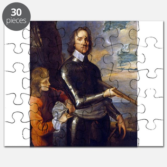 oliver,cromwell Puzzle
