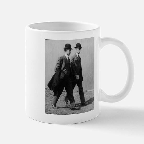 orville and wilbur wright Mug