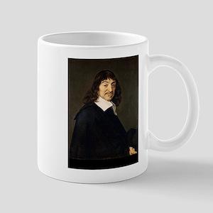 rene descarte Mug