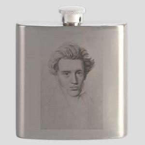 soren kierkegaard Flask