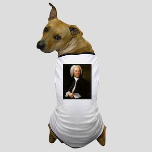 johan sebastian bah Dog T-Shirt