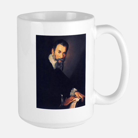 claudio monteverdi Large Mug