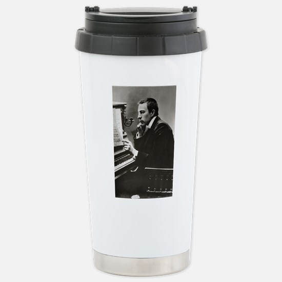 rachmaninoff Stainless Steel Travel Mug