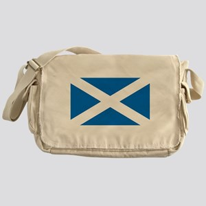 scotland-flag Messenger Bag