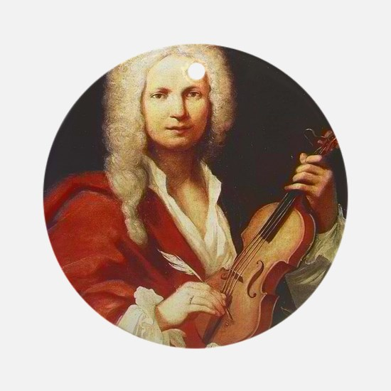 vivaldi Ornament (Round)