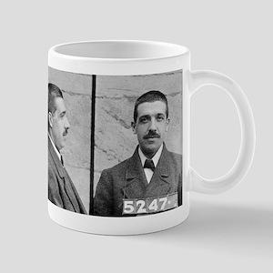 charles ponzi Mug