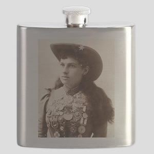annie oakley Flask