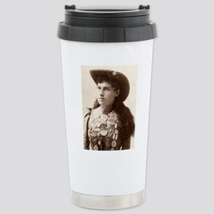 annie oakley Stainless Steel Travel Mug