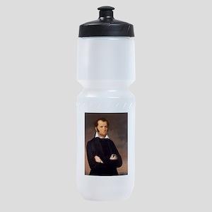 jim bowie Sports Bottle