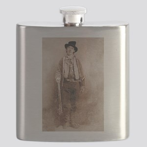 billy the kid Flask