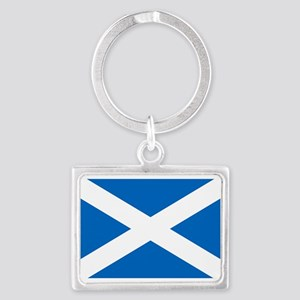 scotland-flag Keychains