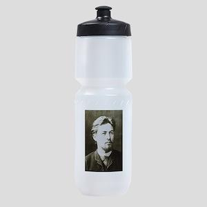 anton chekov Sports Bottle