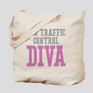 Air Traffic Control DIVA Tote Bag