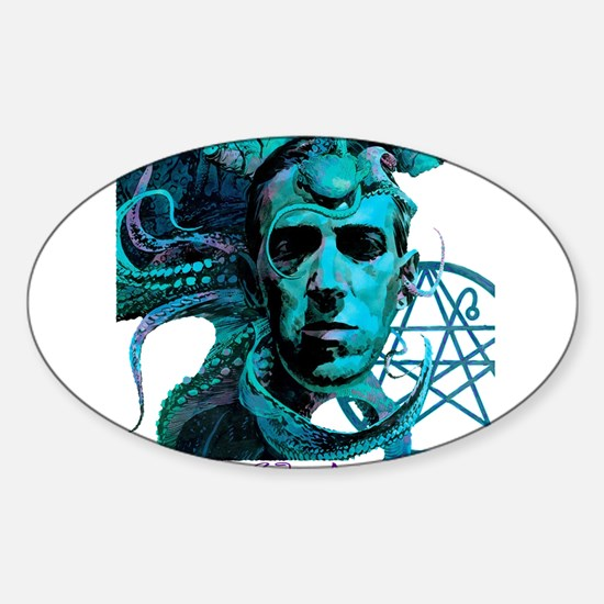 HP Lovecraft Decal