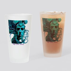 HP Lovecraft Drinking Glass