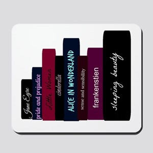 book lover Mousepad