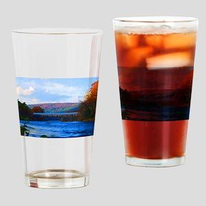W Dummerston VT Drinking Glass