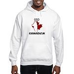 Canadian -(GSD / Pride)Hooded Sweatshirt