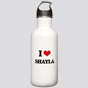 I Love Shayla Stainless Water Bottle 1.0L