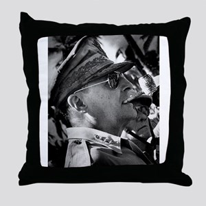 battle of the phillipines Throw Pillow