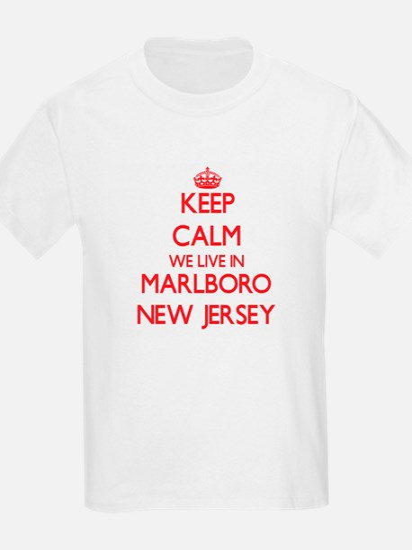 Marlboro t shirts cafepress keep calm we live in marlboro new jersey t shirt negle Images