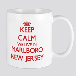 Marlboro gifts cafepress keep calm we live in marlboro new jersey mugs negle Images