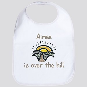 Aimee is over the hill Bib