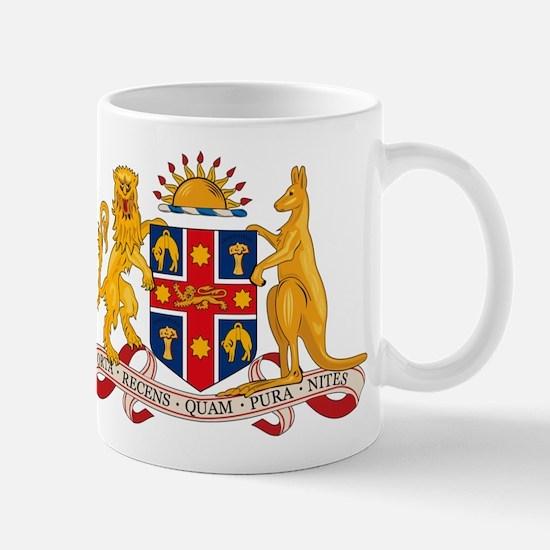New South Wales Coat of Arms Mug