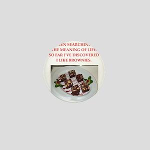 brownies Mini Button