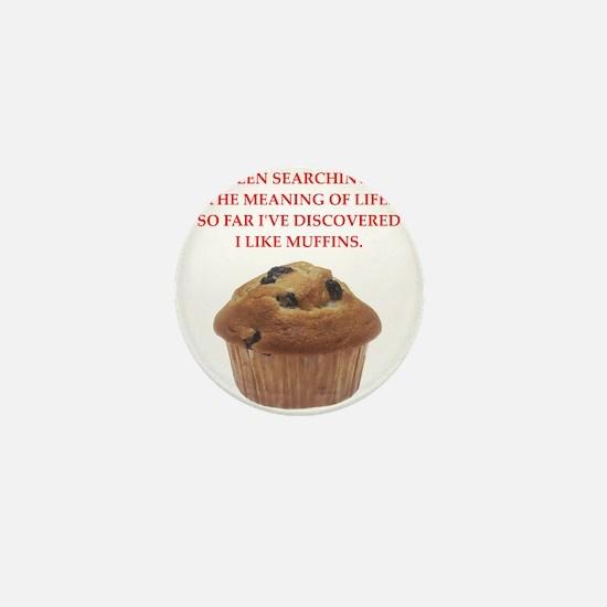 muffins Mini Button