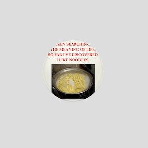 noodles Mini Button