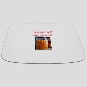 cheese snack Bathmat