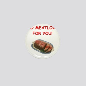 meatloaf Mini Button